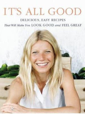 gwyneth dieta