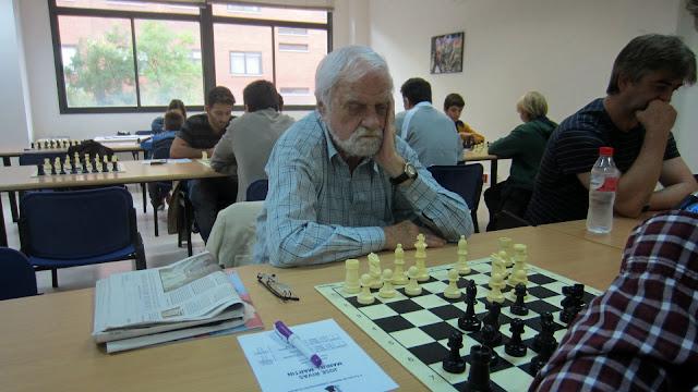 Torneo Ajedrez Valdebernardo 27 octubre 2013