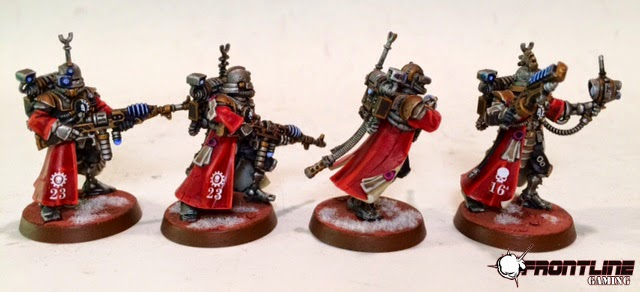 Skitarii in Pratice: How good are they?