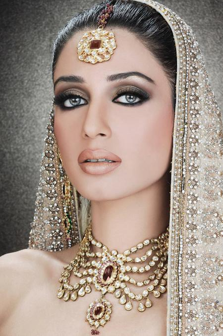 Iman ali beautiful bridal images