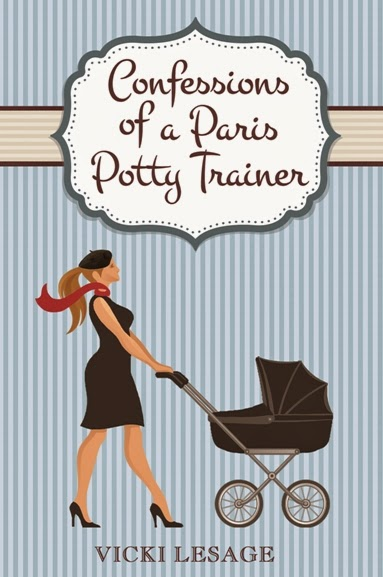 Confessions of a Paris Potty Trainer, by Vicki Lesage