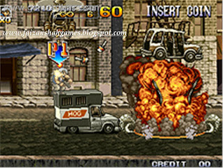 Metal slug 4 game online
