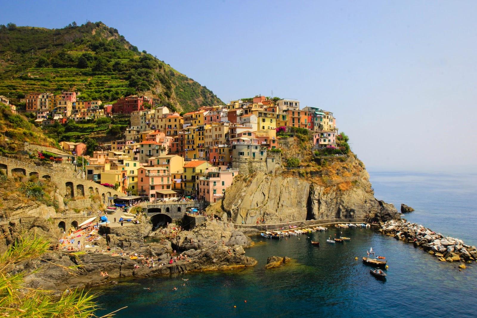 صور من سينك تير إيطاليا