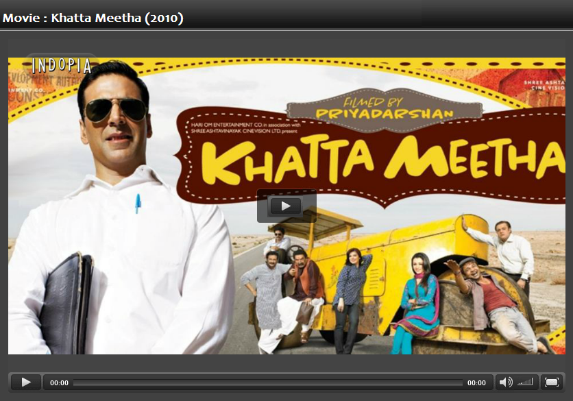 khatta meetha 2010 full movie online Storyline satara-based petty road-works contractor, sachin tichkule, faces challenges when the satara municipal corporation puts a hold on his payment he decides to sue them, while his extended family deal with the crisis of a recently-collapsed bridge resulting in 65 deaths if matters were not bad enough, the new.