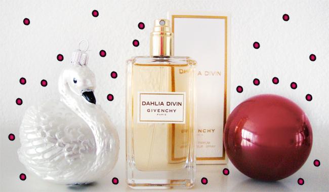 Givenchy, Dahlia Divin, Review