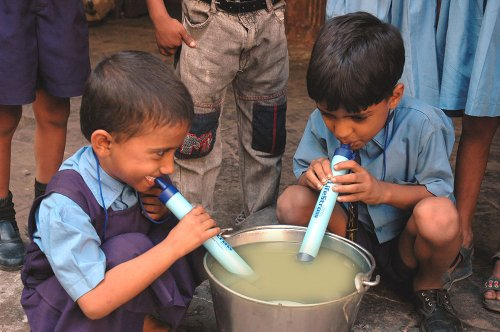 This Simple & Affordable Technology Is Going To Make History: Meet The LifeStraw
