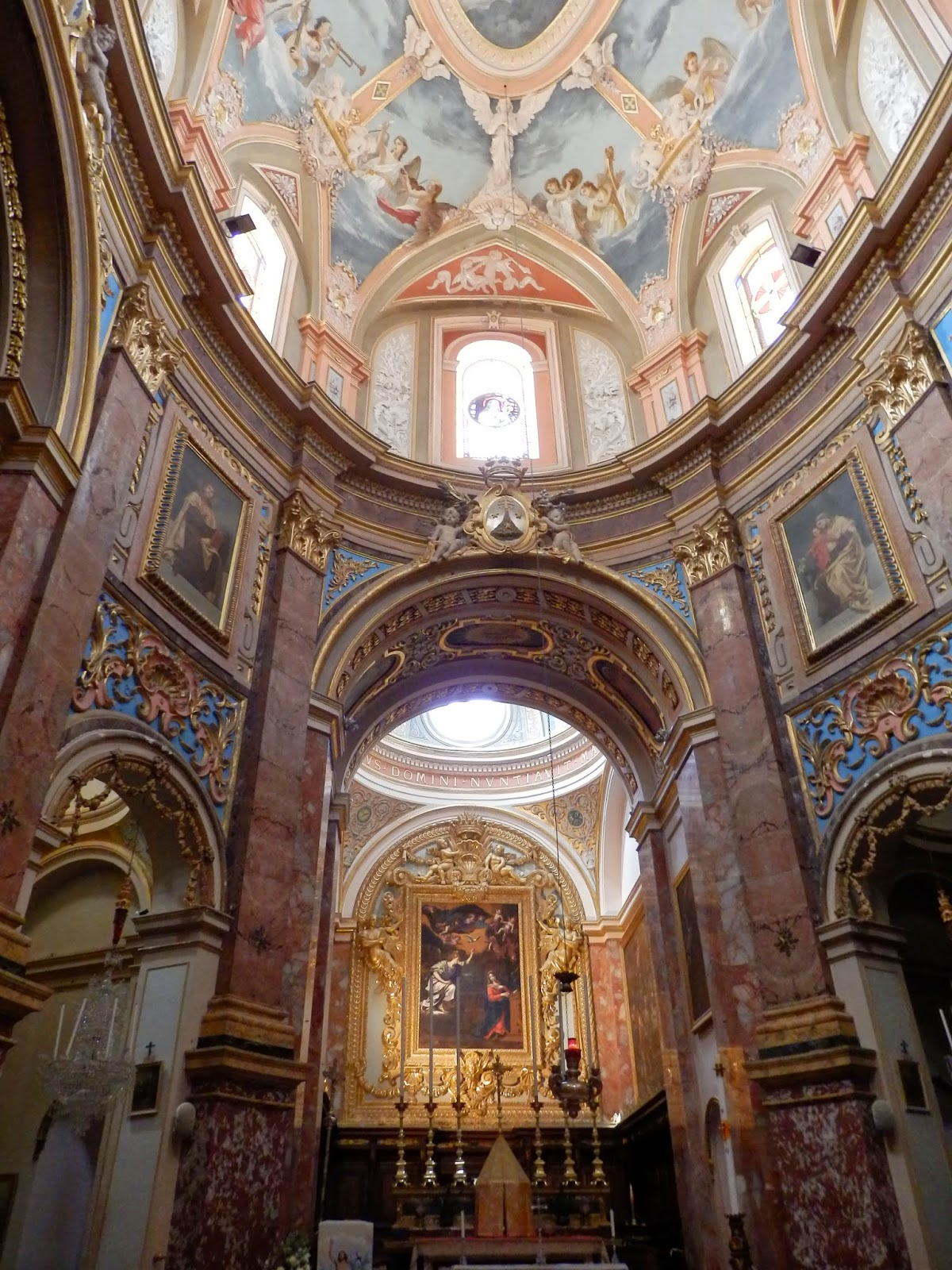 Malta Mdina Catholic Church