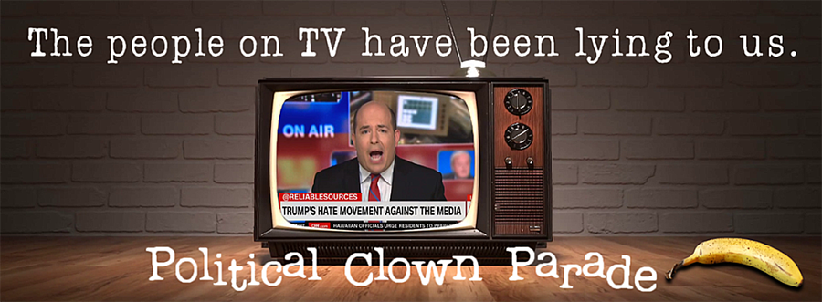 Political Clown Parade