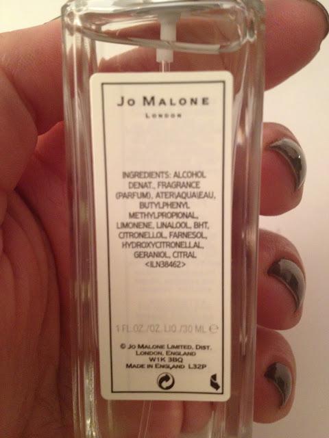 Jo Malone Blackberry & Bay Fragrance Review