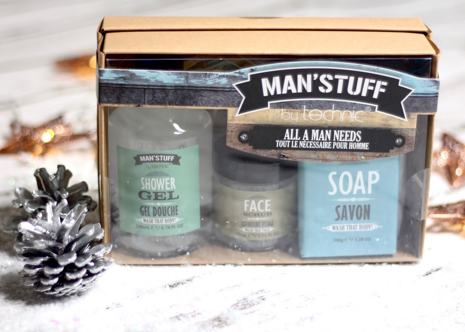 Christmas gift guides 2015 - gifts for men | flutter and sparkle