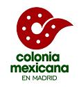 Colonia Mexicana en Madrid