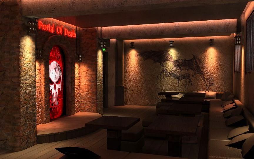 Bar rock 3D - 13