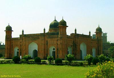 Lalbager kella, Dhaka