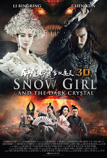 Snow Girl and the Dark Crystal Legendado