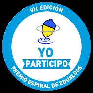 VII Premio Espiral de Edublogs 2013