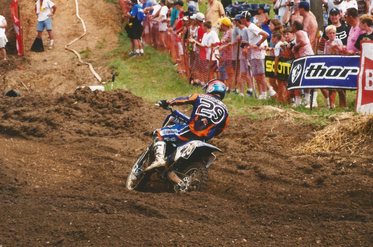 Casey Johnson Budds Creek 2000