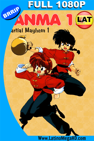 Ranma 1/2 Parte 2 de 4 (1989) Latino Full-HD 1080P (1989)