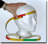 Measure Head Circumference