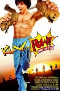 Kung Fu Bò Sữa - Kung Pow: Enter The Fist