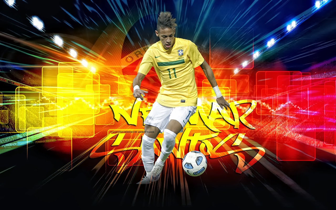 neymar hd wallpapers 20132014 football stars world