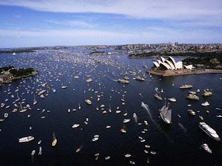 Лодки Сидней