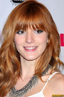 Bella Thorne NYLON Magazine 13th Anniversary in West Hollywood 2012