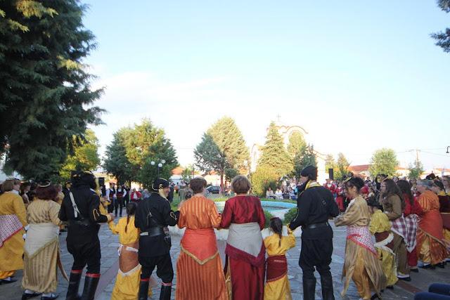Με μεγάλη επιτυχία για ένατη χρόνια πραγματοποιήθηκε ο ένατος διαγωνισμός Πιροσκί
