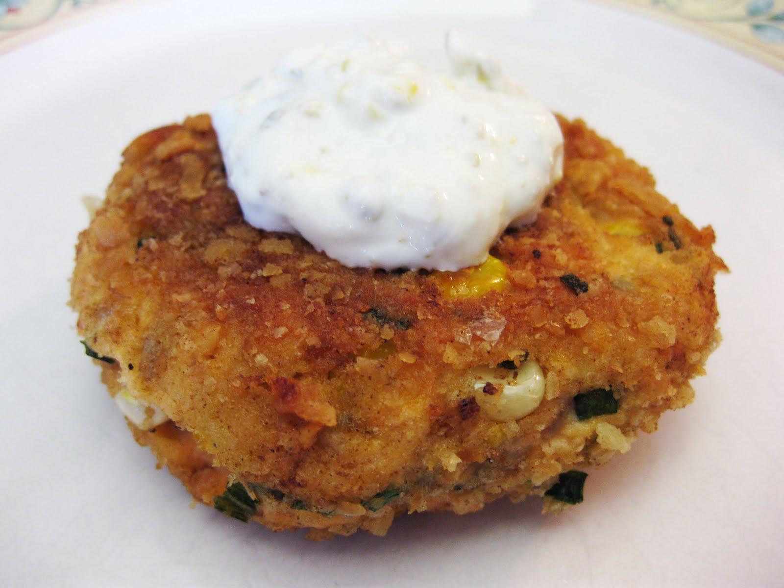 Salmon And Quinoa Patties With Lemon-Yogurt Sauce Recipes ...