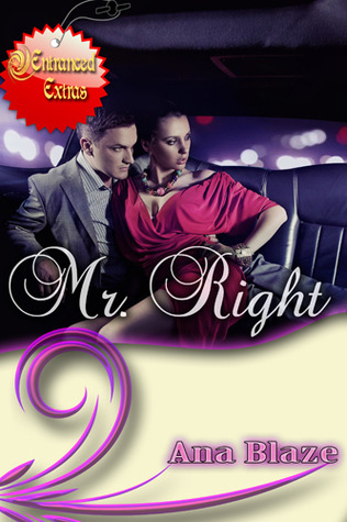 cover image MR Right by Ana Blaze