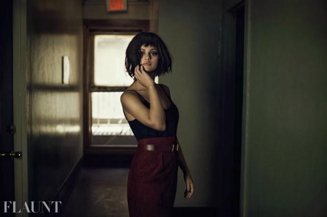 Selena Gómez para la revista Flaunt