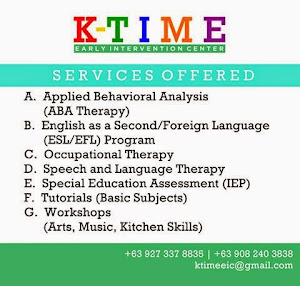 K-TIME Early Intervention