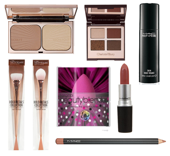 My current high end beauty wish list