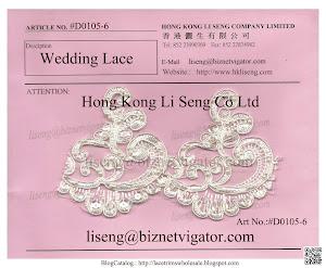 Wedding Lace Manufacturer - Hong Kong Li Seng Co Ltd