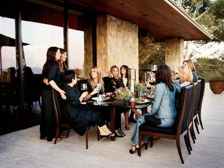 KIKA GONTIJO HOME A Casa De Jennifer Aniston