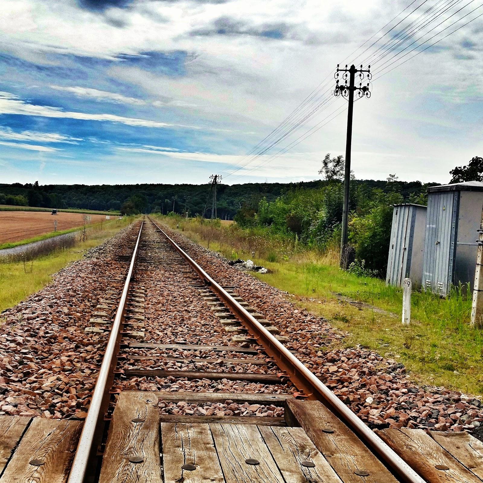 European train line