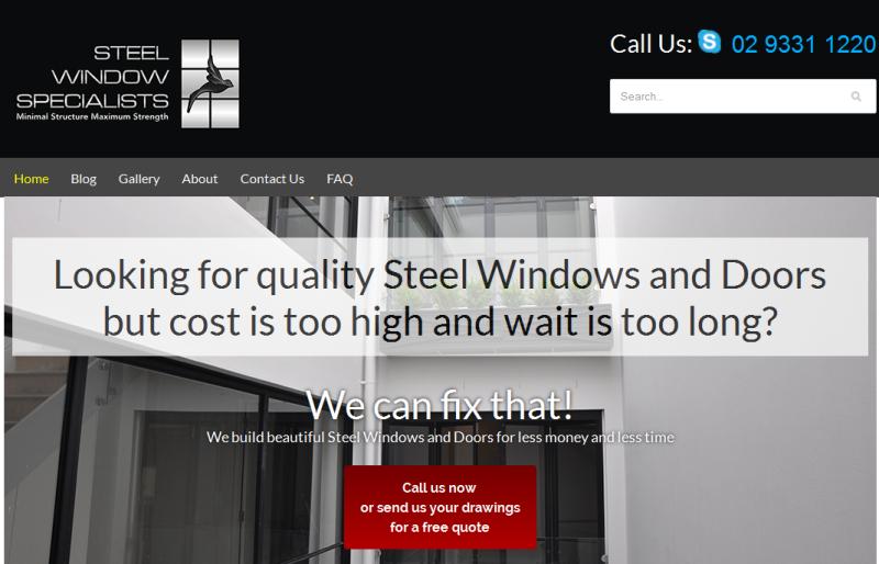 reputable steel fabricators in Sydney