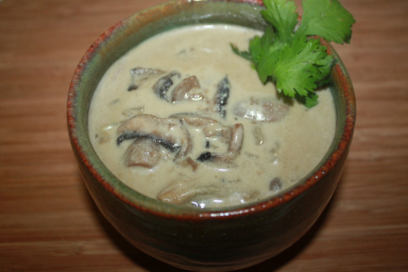 Recipes and Tips To Fight M.S.: Easy Cream of Mushroom Soup