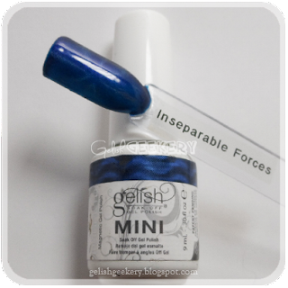 Gelish Swatch Inseparable Forces