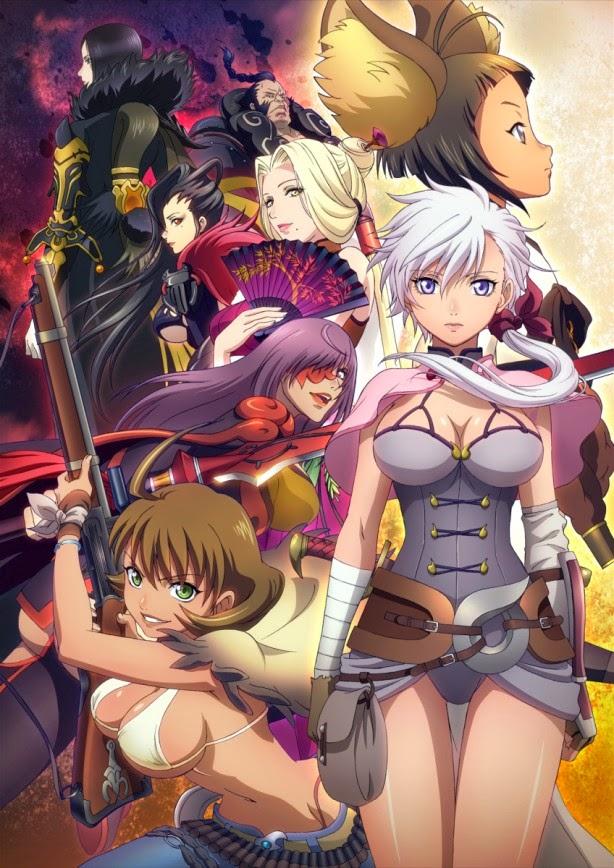 Blade & Soul - 12/12 + 2 especiales Mega
