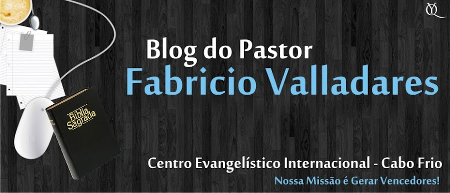 Pastor Fabricio Valladares