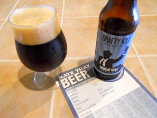 Monday Night Brewing Drafty Kilt Scotch Ale