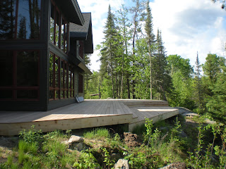 Ipe decking, ely mn, huisman concepts inc.