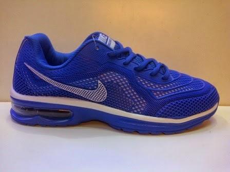 Sepatu Nike Air Max 3D biru murah