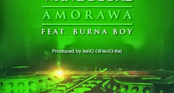 Amorawa - Wande Coal Ft. Burna Boy