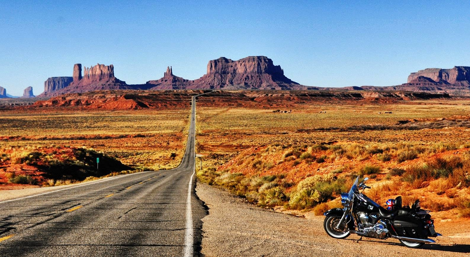 High Country Harley >> Flies in your Teeth: What makes a great motorcycle road?