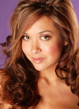 Miss World 2012 host Myleene Klass