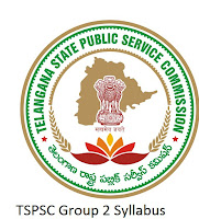TSPSC Group 2 Syllabus in Telugu