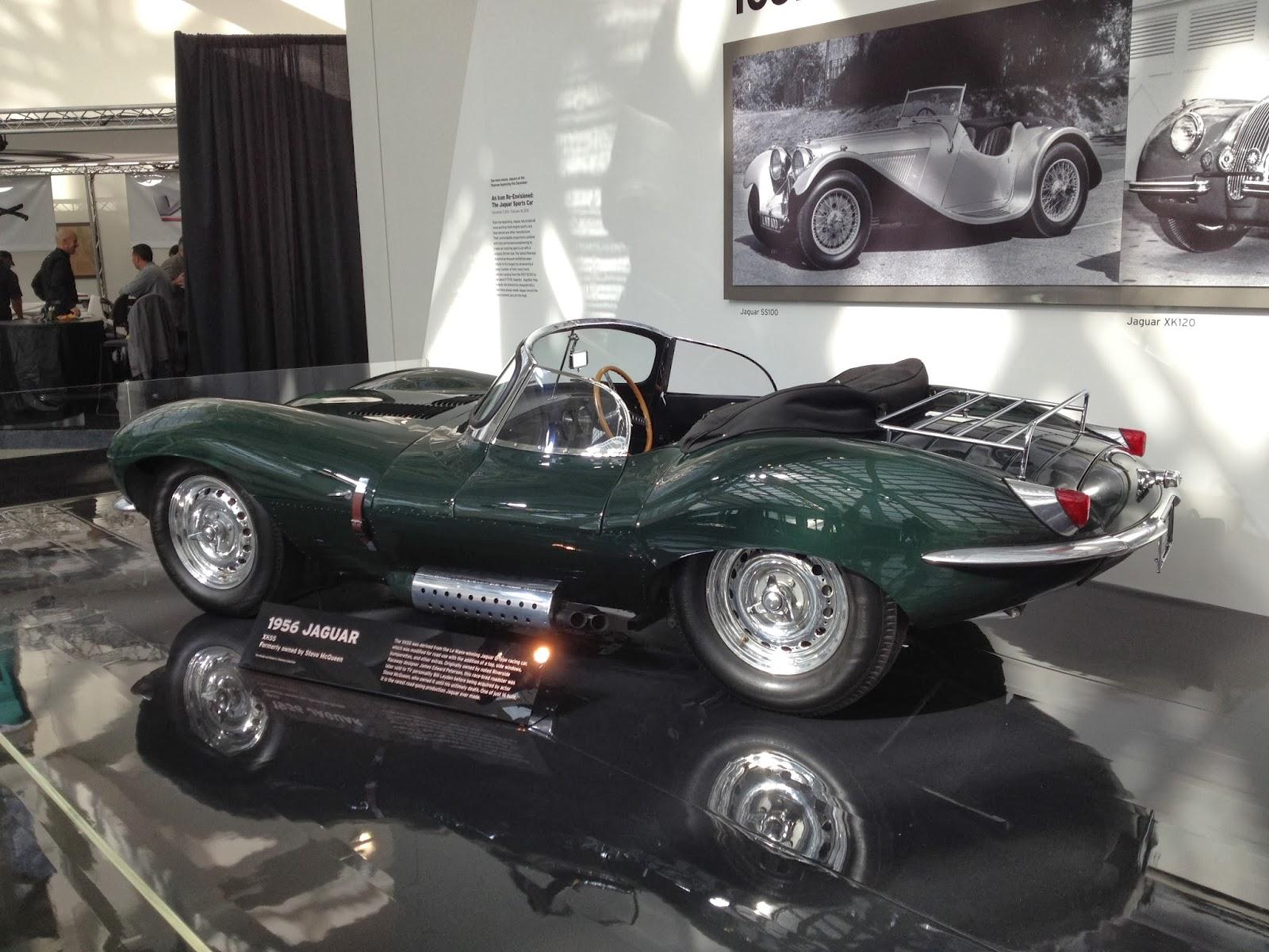 Carson's Car Pics: 1956 Jaguar XKSS
