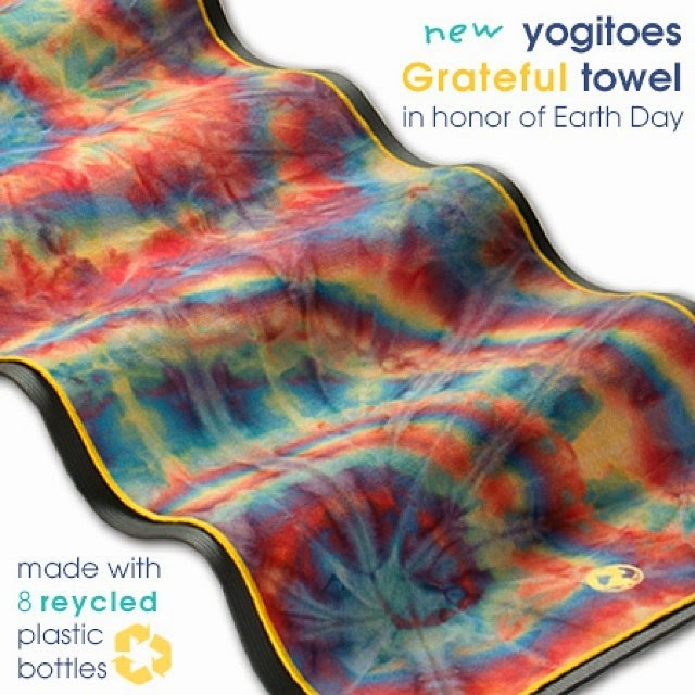 New- Grateful Yogitoes Towels