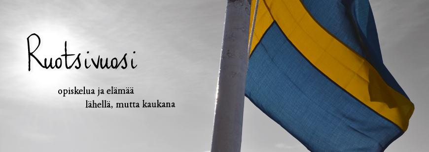 Ruotsivuosi